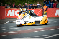 25. Practice Friday 5 June Sidecars